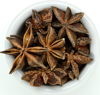 Anise in asian dishes