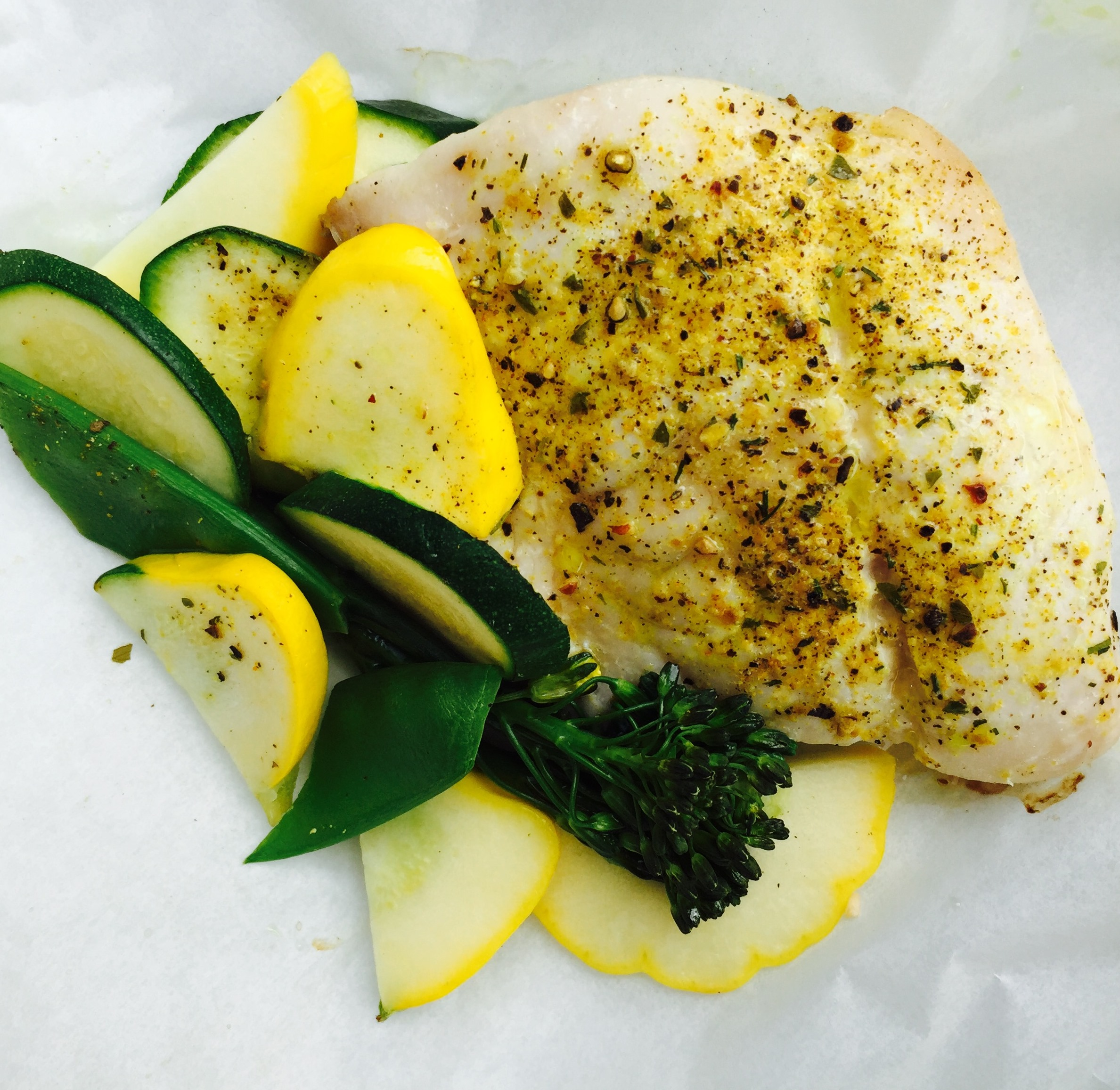Baked fish parcels herbie 39 s spices for Baked fish seasoning