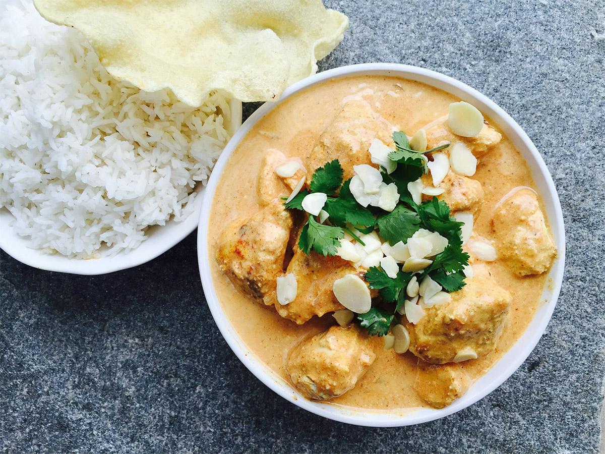 Indian butter chicken herbie 39 s spices - Herve cuisine butter chicken ...