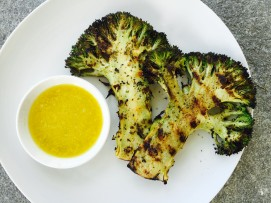 brazilian bbq broccoli