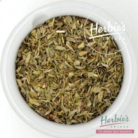 SAVORY LEAVES RUBBED 20g
