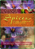 SPICES DVD - A Spice Appreciation Course on DVD