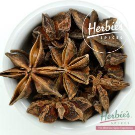 STAR ANISE WHOLE 15g