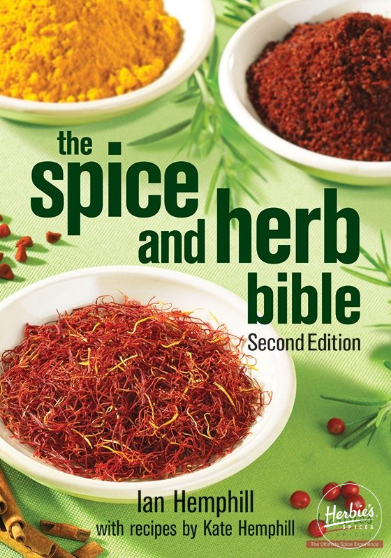 THE SPICE & HERB BIBLE 2nd Edition