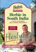Herbie in South India DVD - A Spice Discovery & Cooking Experience, (featuring over 1 hour of travel and recipes).