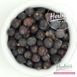 JUNIPER BERRIES HAND PICKED 28g