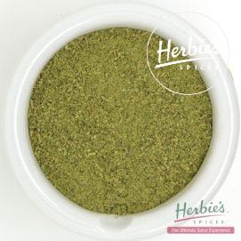 LEMON MYRTLE LEAF GROUND 25g