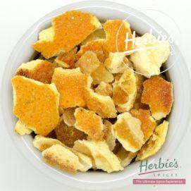 ORANGE PEEL PIECES 20g