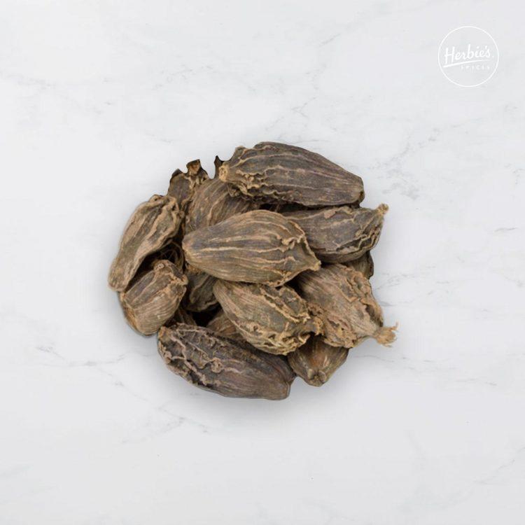Cardamom Pods Brown (Black) Indian