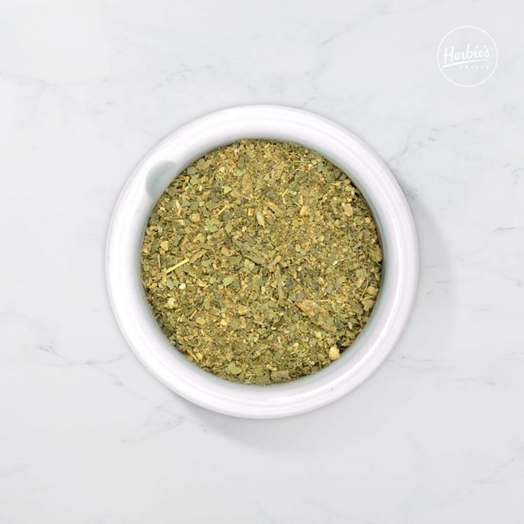 Green Curry Mix