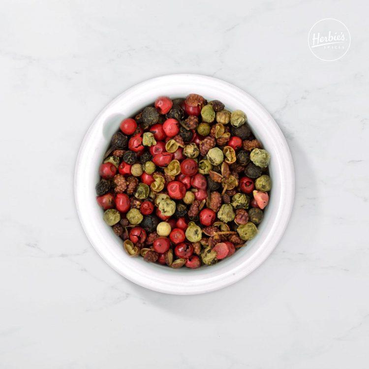 Melange Of Peppercorns