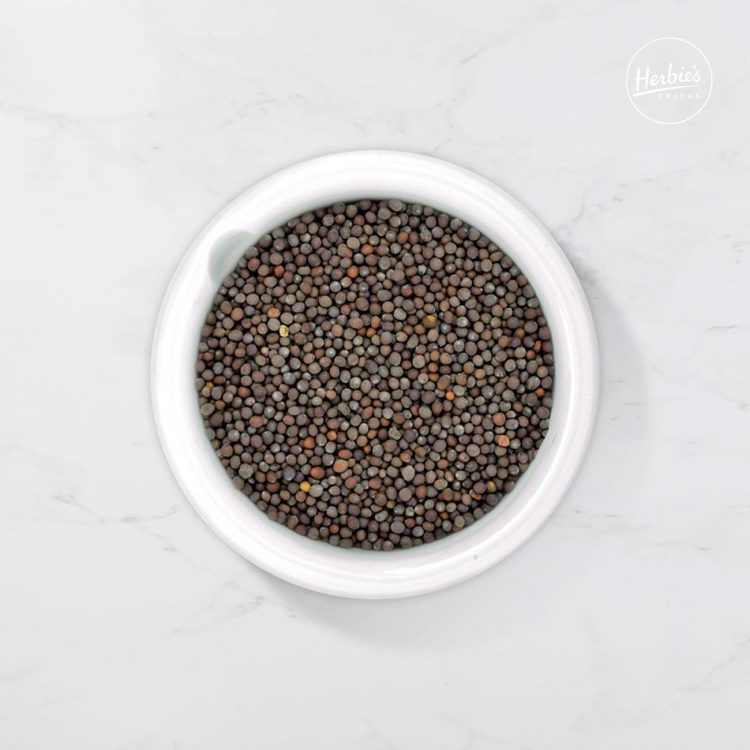 Mustard Seed Brown Whole