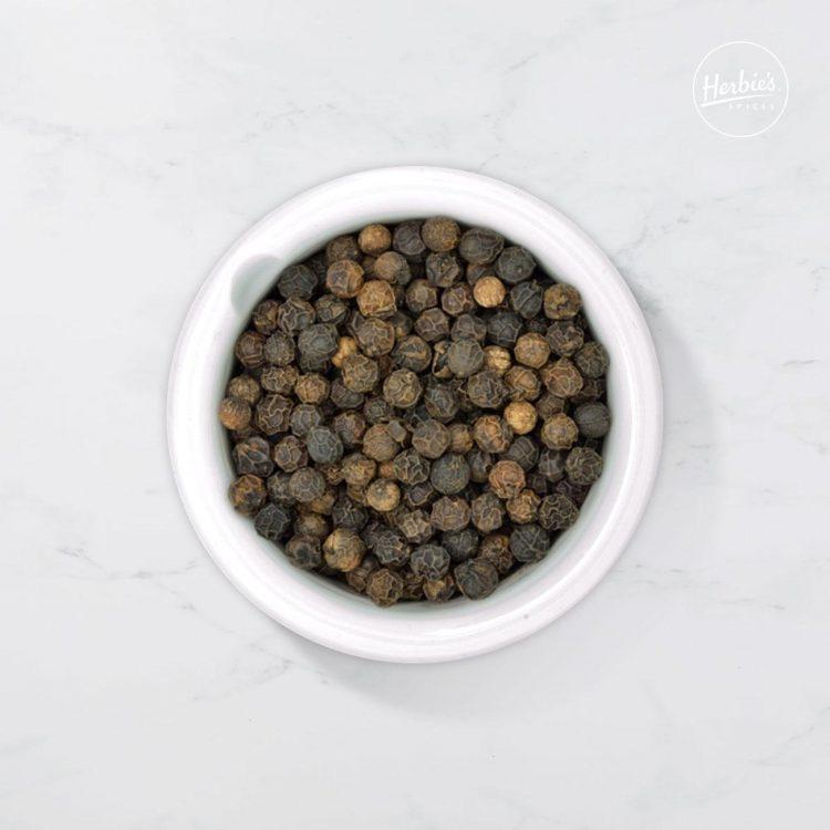 Peppercorns Tellicherry Black