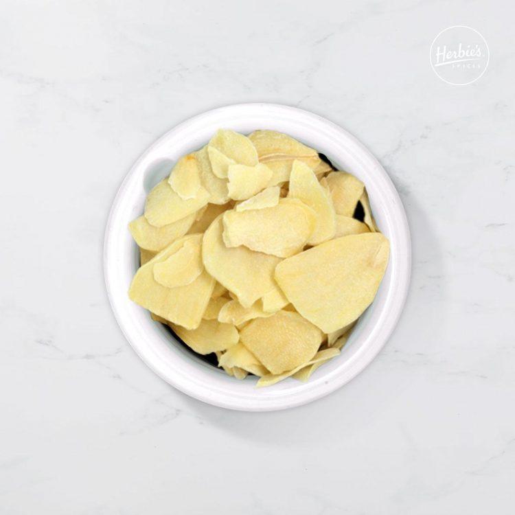 Garlic Flakes Large