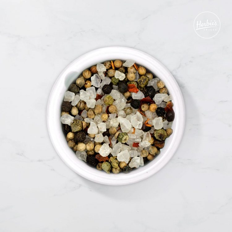 Spiced Salt – Grinder Refill