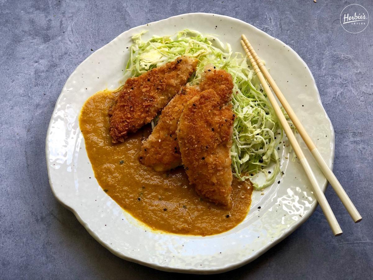 Chicken Katsu Curry Herbies Spices