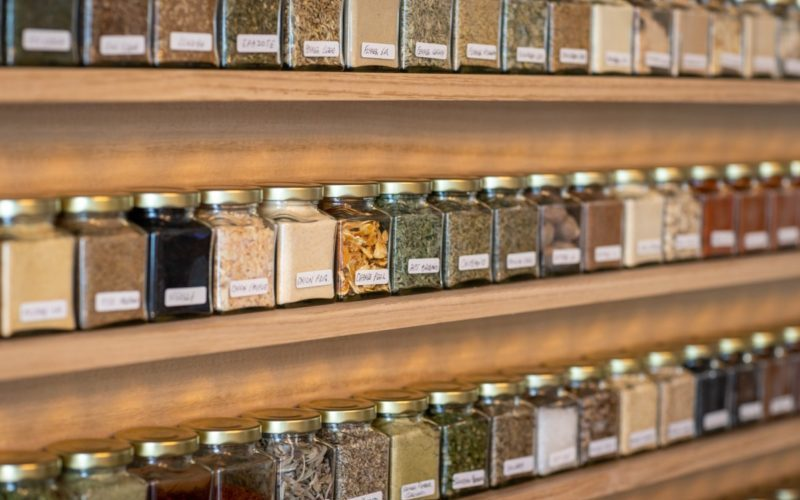 Tester jars are available to see, and our friendly staff are happy to help by answering your spice questions.