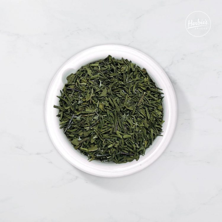 Savory Leaves Rubbed