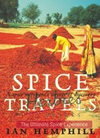 SPICE TRAVELS ON KINDLE