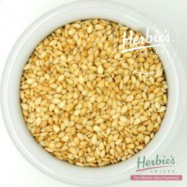TOASTED SESAME SEEDS 50g