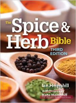THE SPICE & HERB BIBLE 3rd Edition - Hard Cover