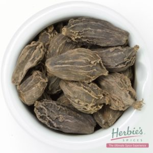 CARDAMOM PODS BROWN INDIAN 20g