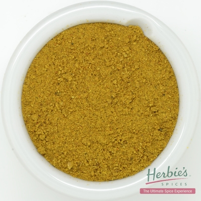 CURRY POWDER MEDIUM MADRAS 50g