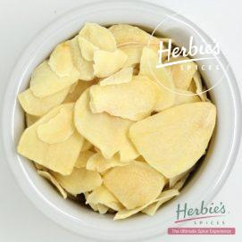 GARLIC FLAKES LARGE 30g