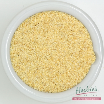 GARLIC POWDER (Granulated) 75g