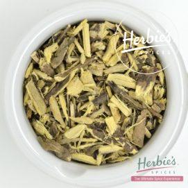 LICORICE ROOT CHOPPED  20g